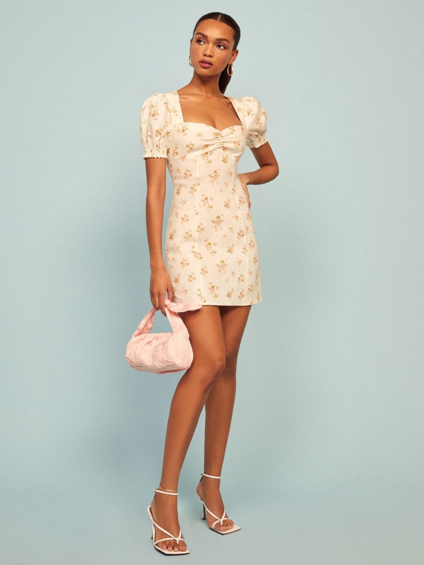 REFORMATION Gina Dress