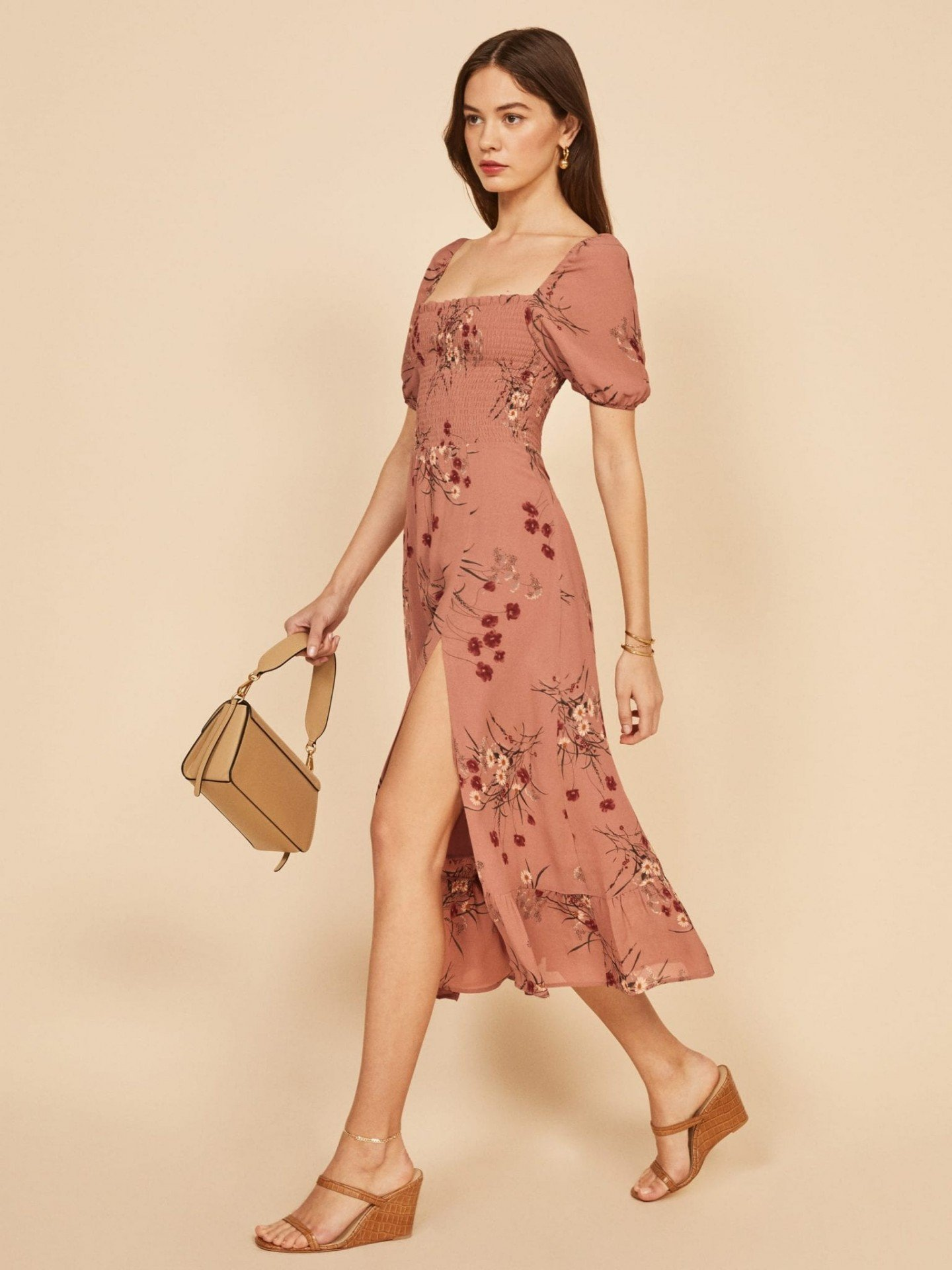 REFORMATION Meadow Dress