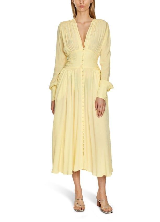 ROTATE BIRGERCHRISTENSEN Tracy Dress