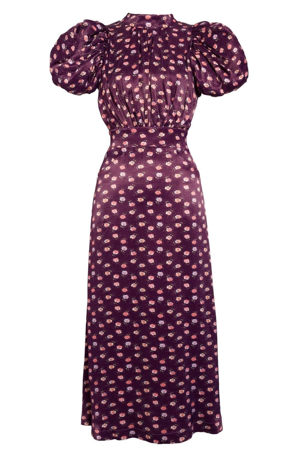 ROTATE Dawn Midi Dress
