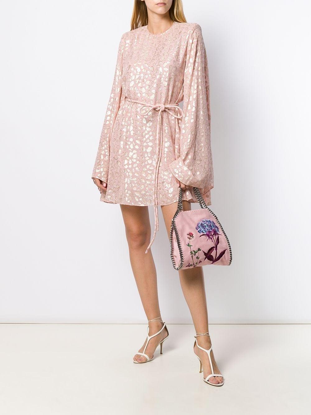 STELLA MCCARTNEY Animal Print Dress