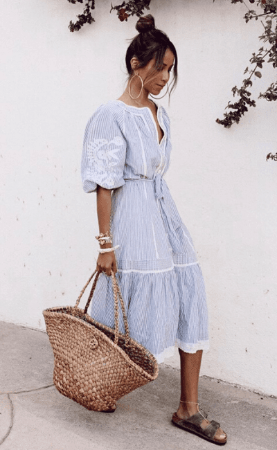 We Love Her Dresses…Julie Sarinana