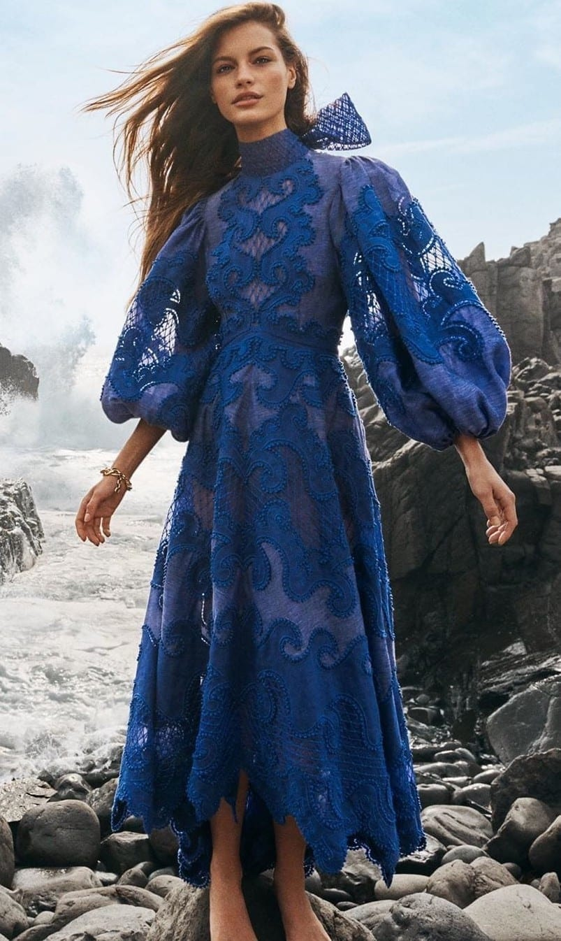These Designer Embroidered Dresses Will Melt Hearts