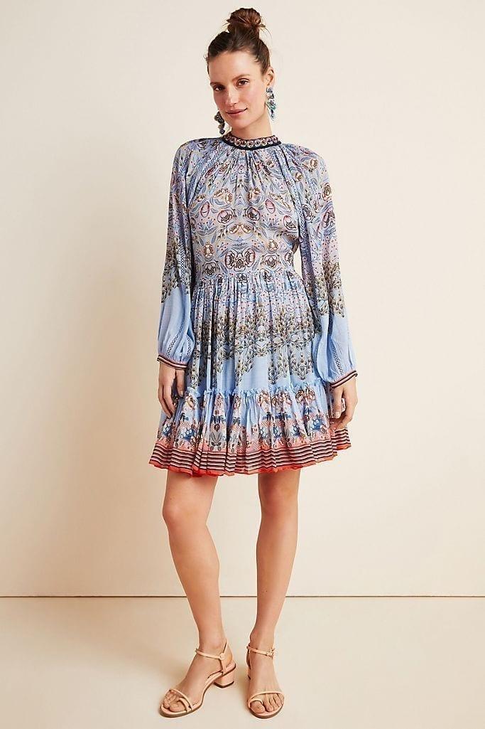 BHANUNI BY JYOTI Juliana Mini Dress