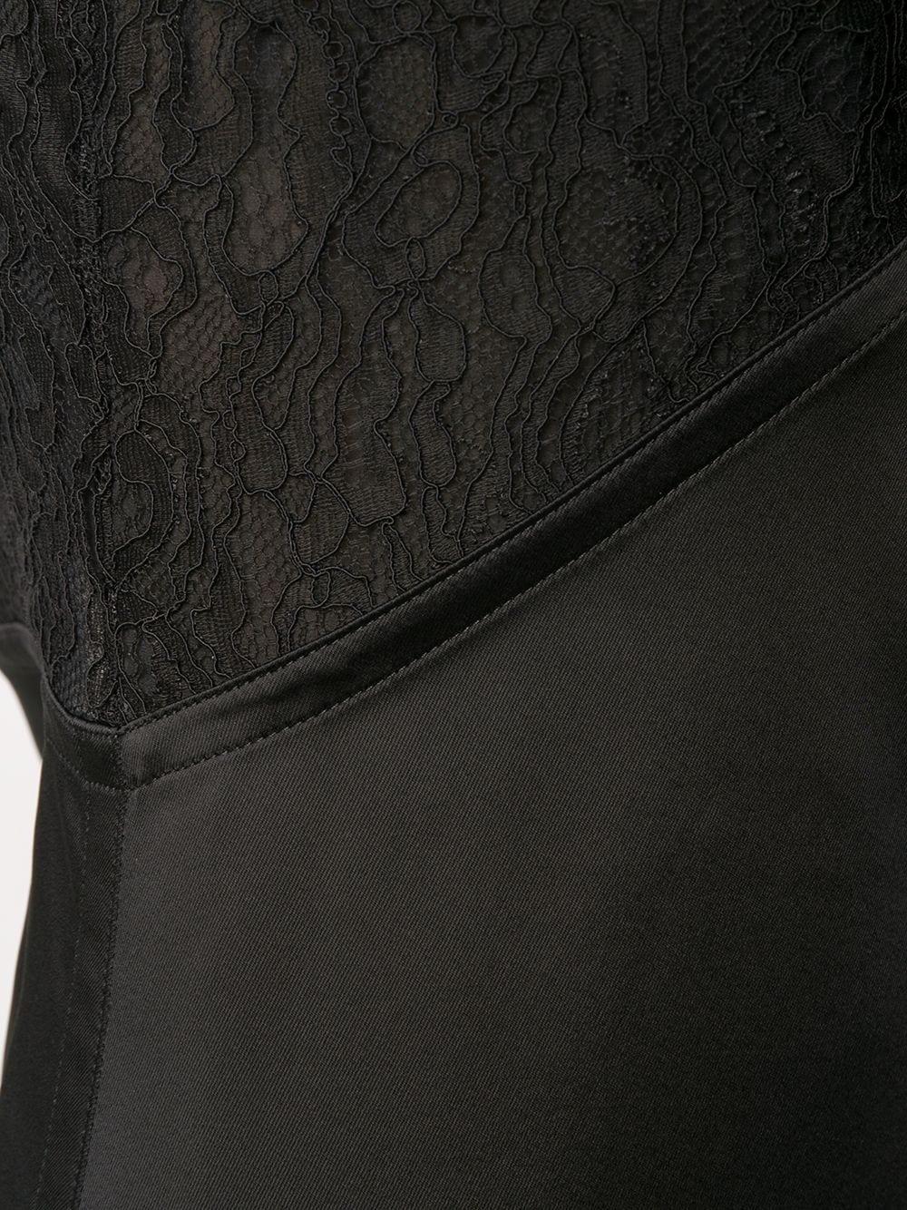 BOTTEGA VENETA Slip Midi Dress