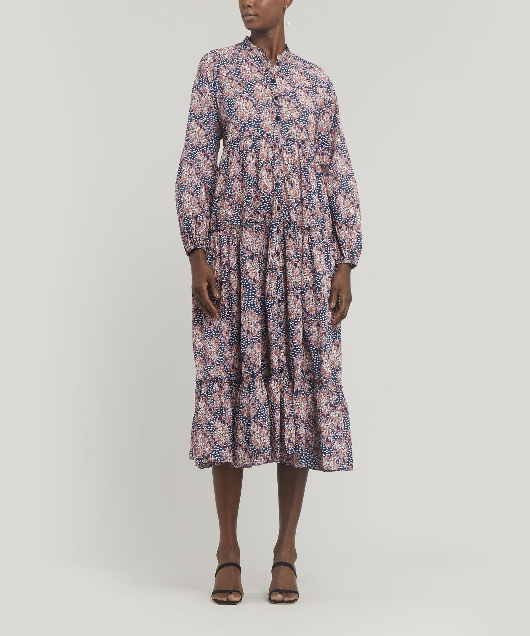 BYTIMO Bohemian Maxi-Dress