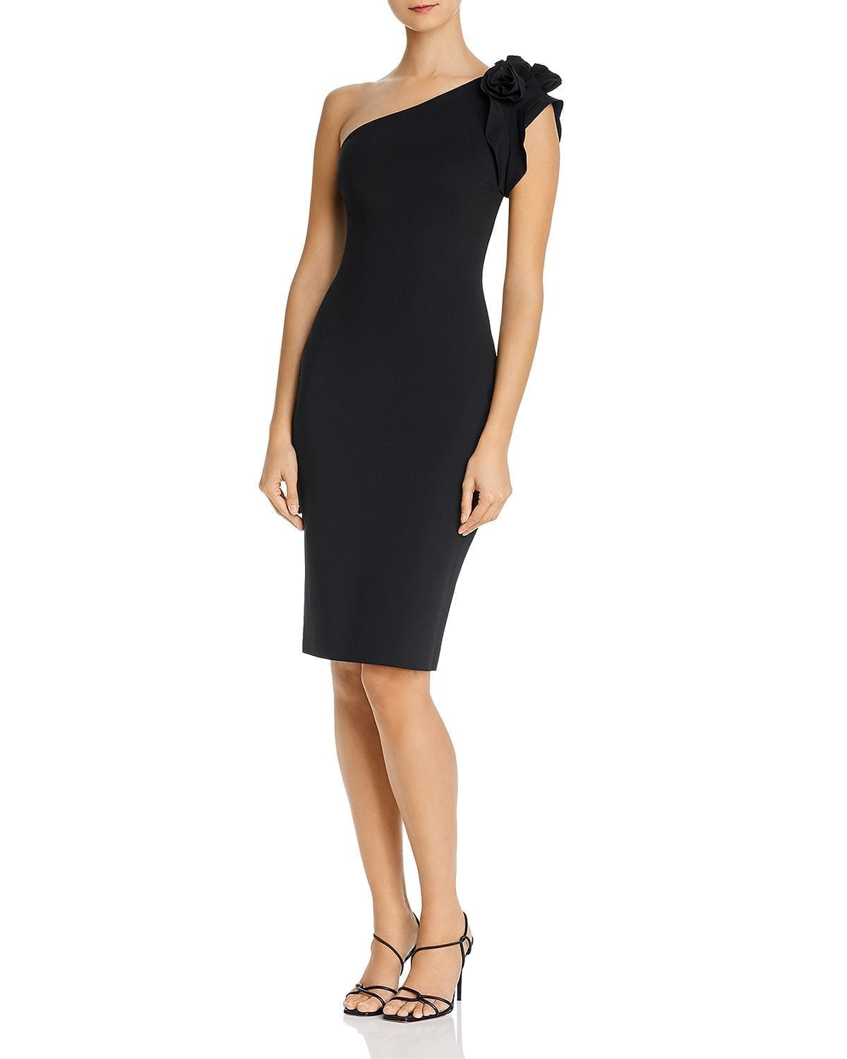 CHIARA BONI LA PETITE ROBE Enrica One-Shoulder Dress
