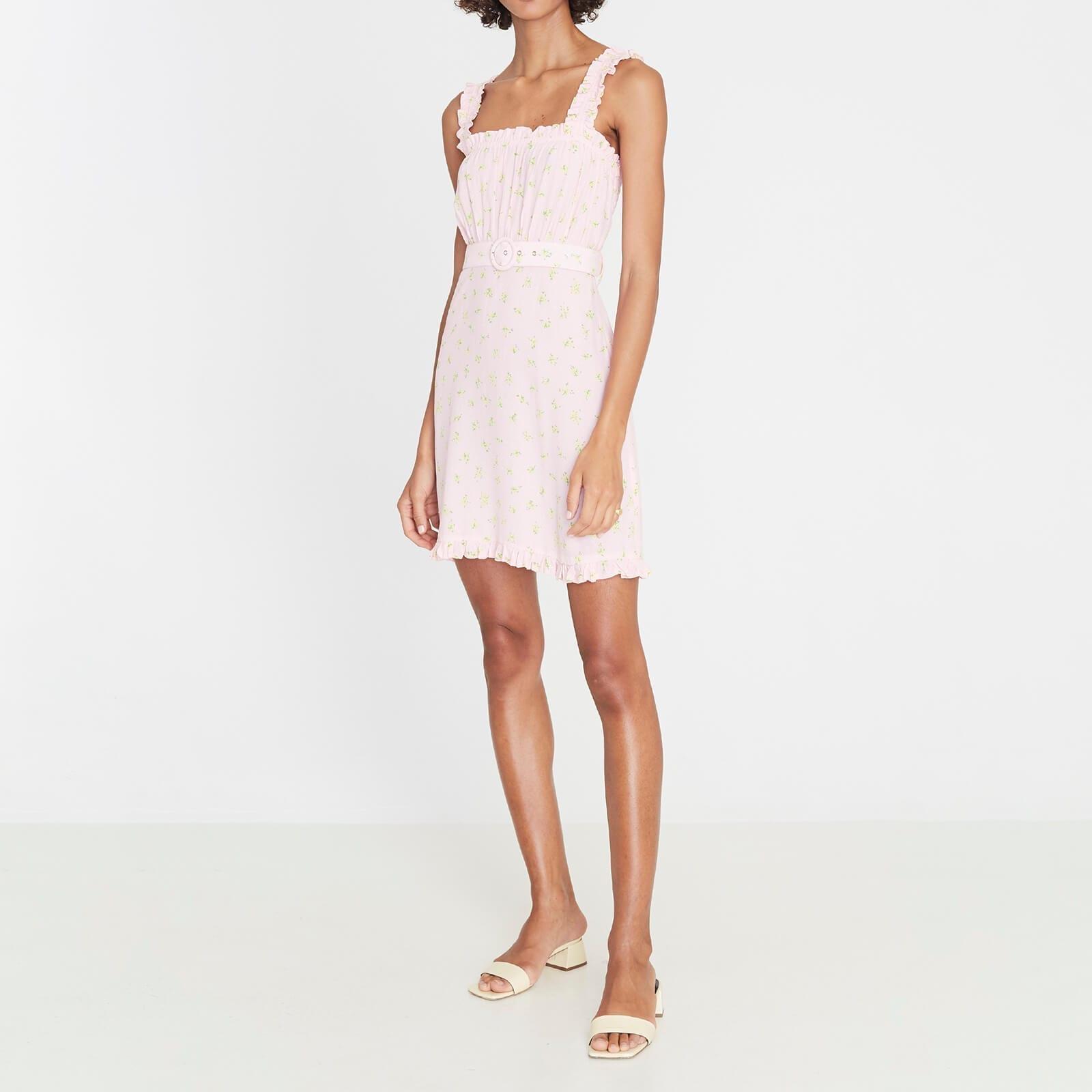 FAITHFULL THE BRAND Women's Mid Summer Mini Dress