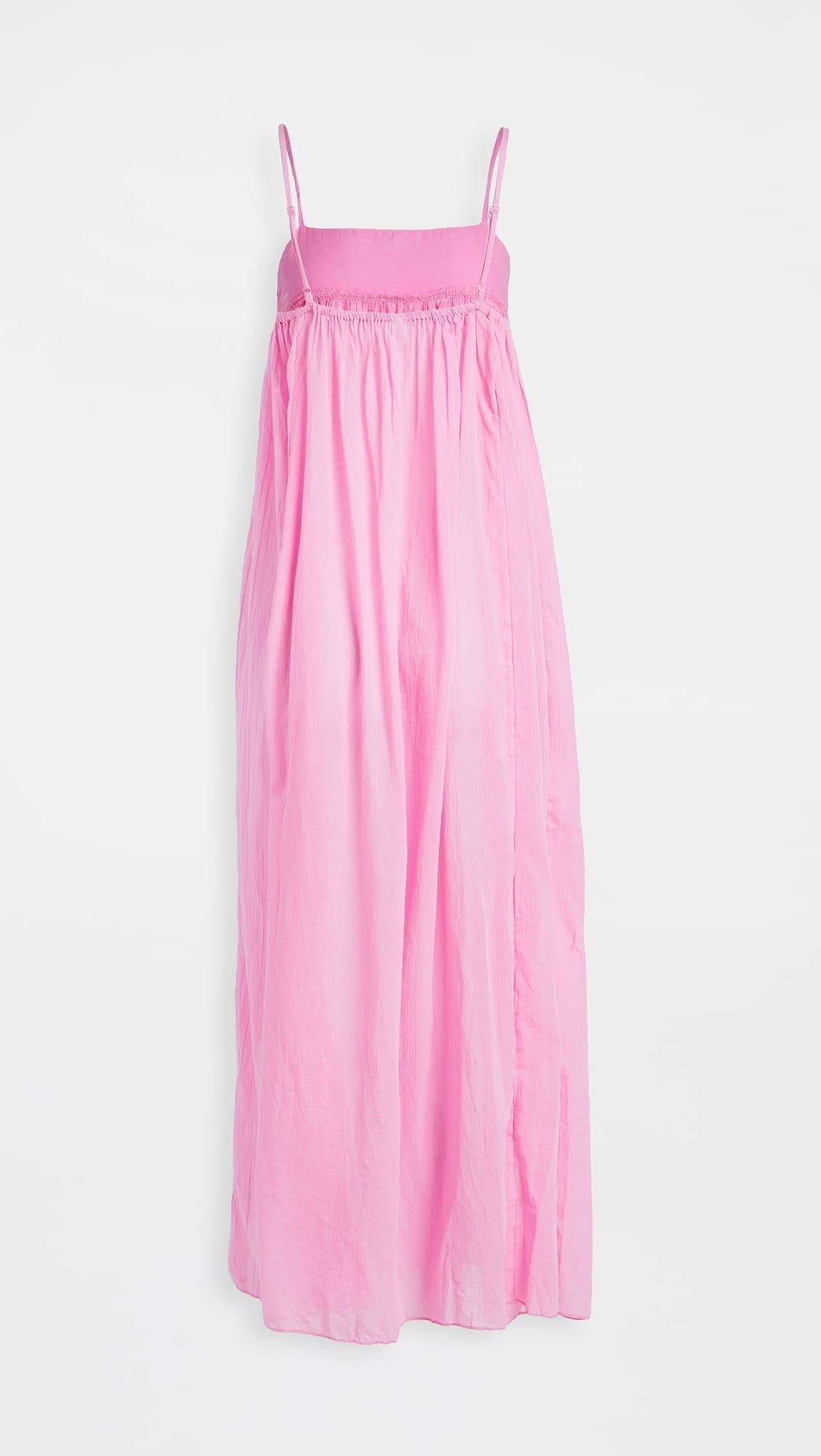 FREE PEOPLE On My Own Maxi Slip Dress