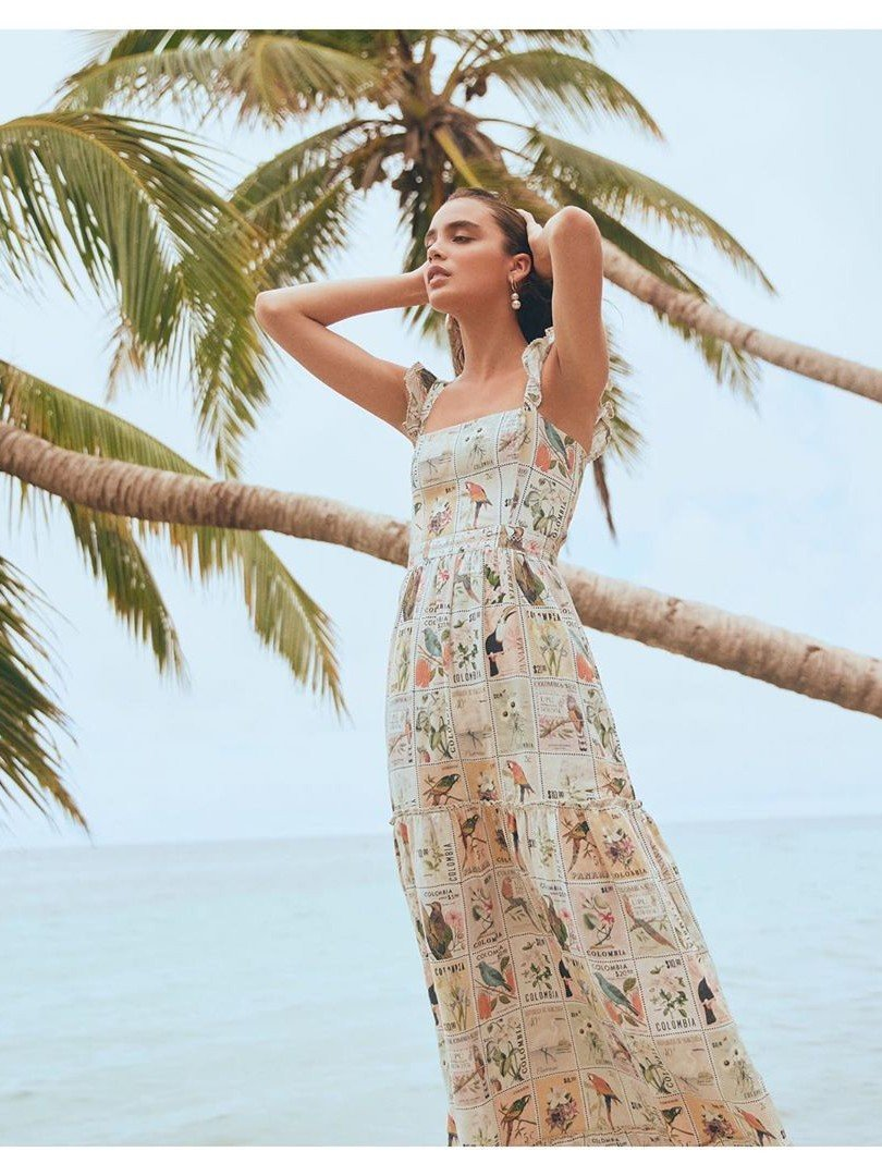 Essential Floral Maxi Dresses For An Effortless Closet