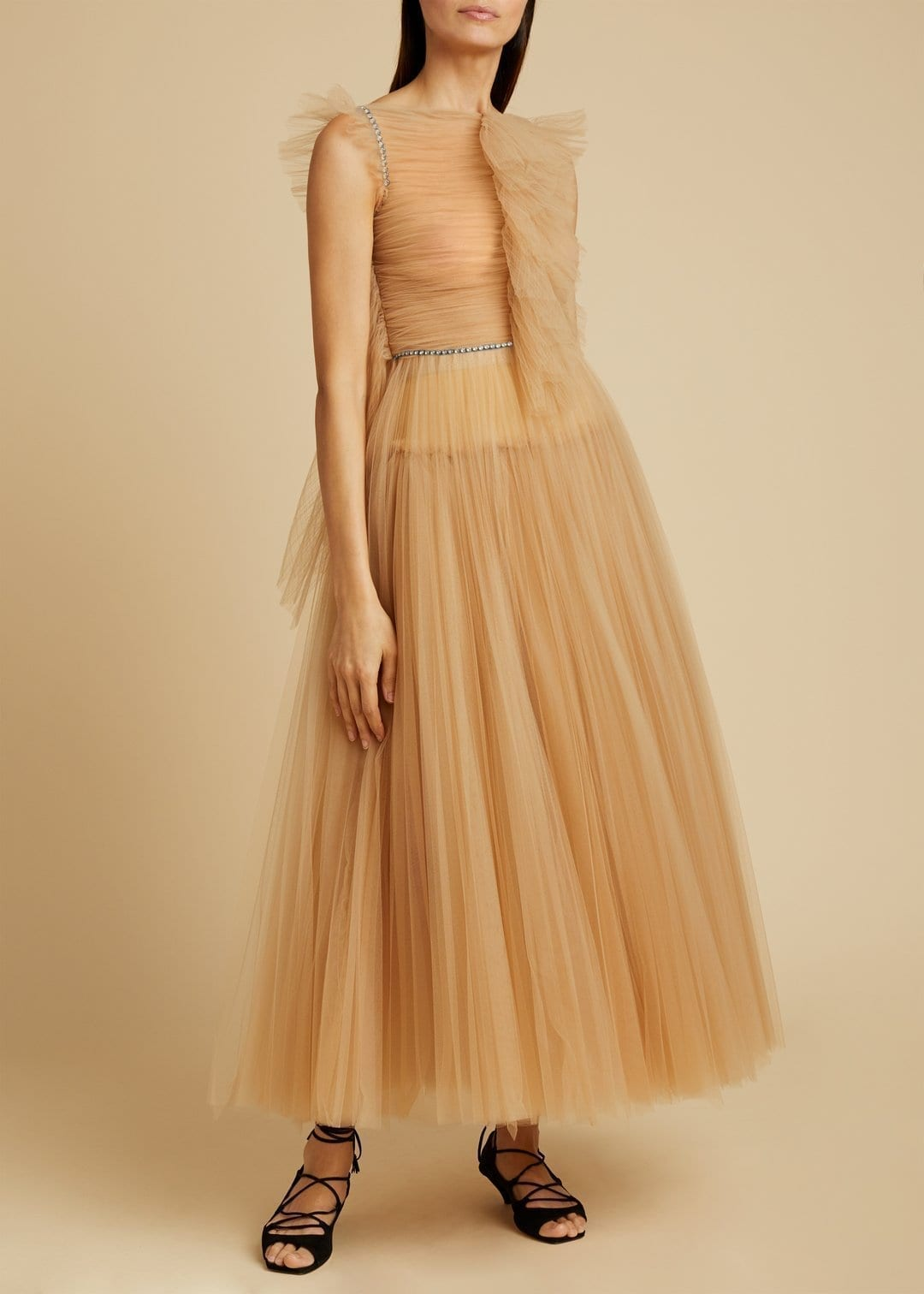 KHAITE The Paige Dress