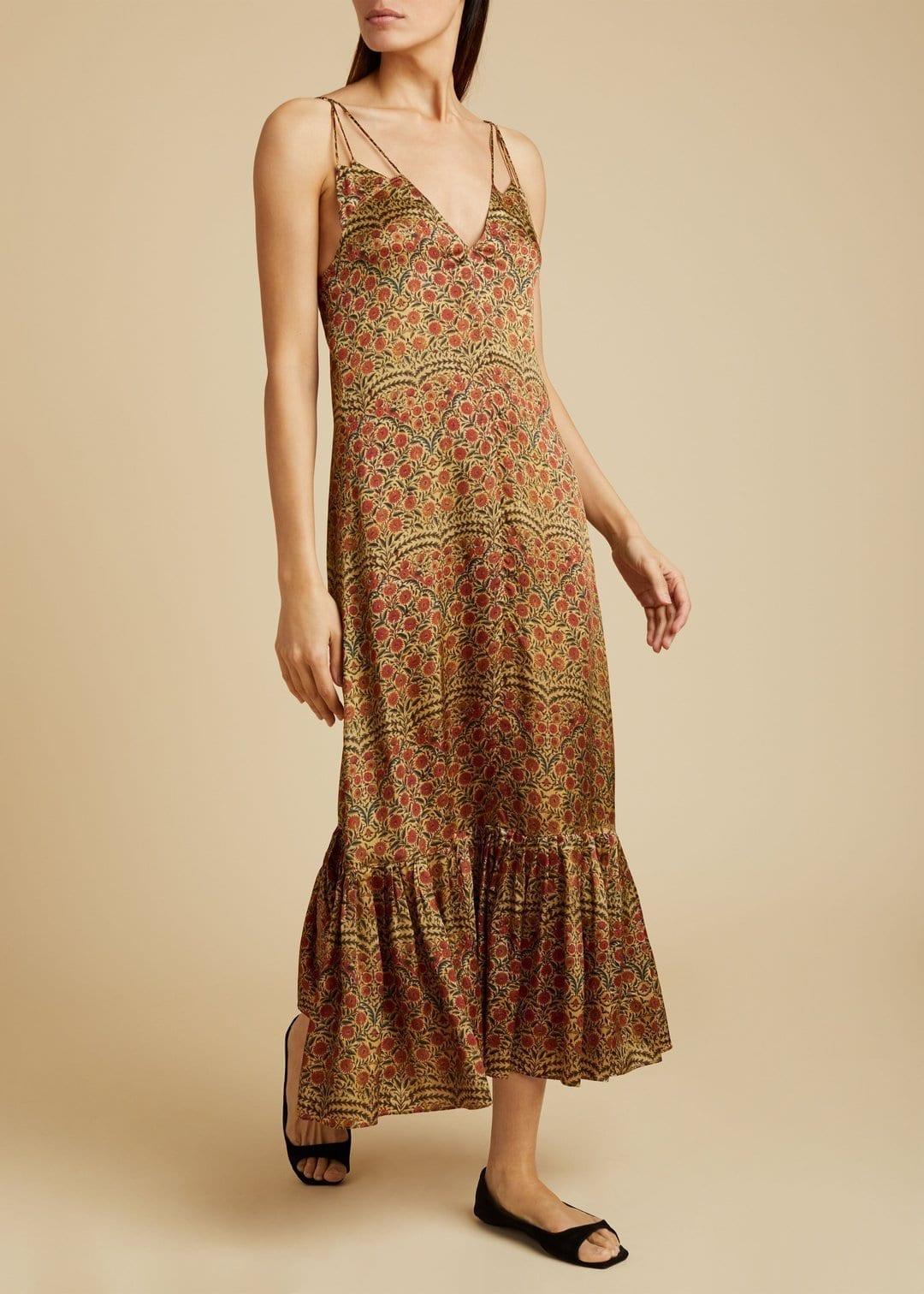 KHAITE The Stacey Dress
