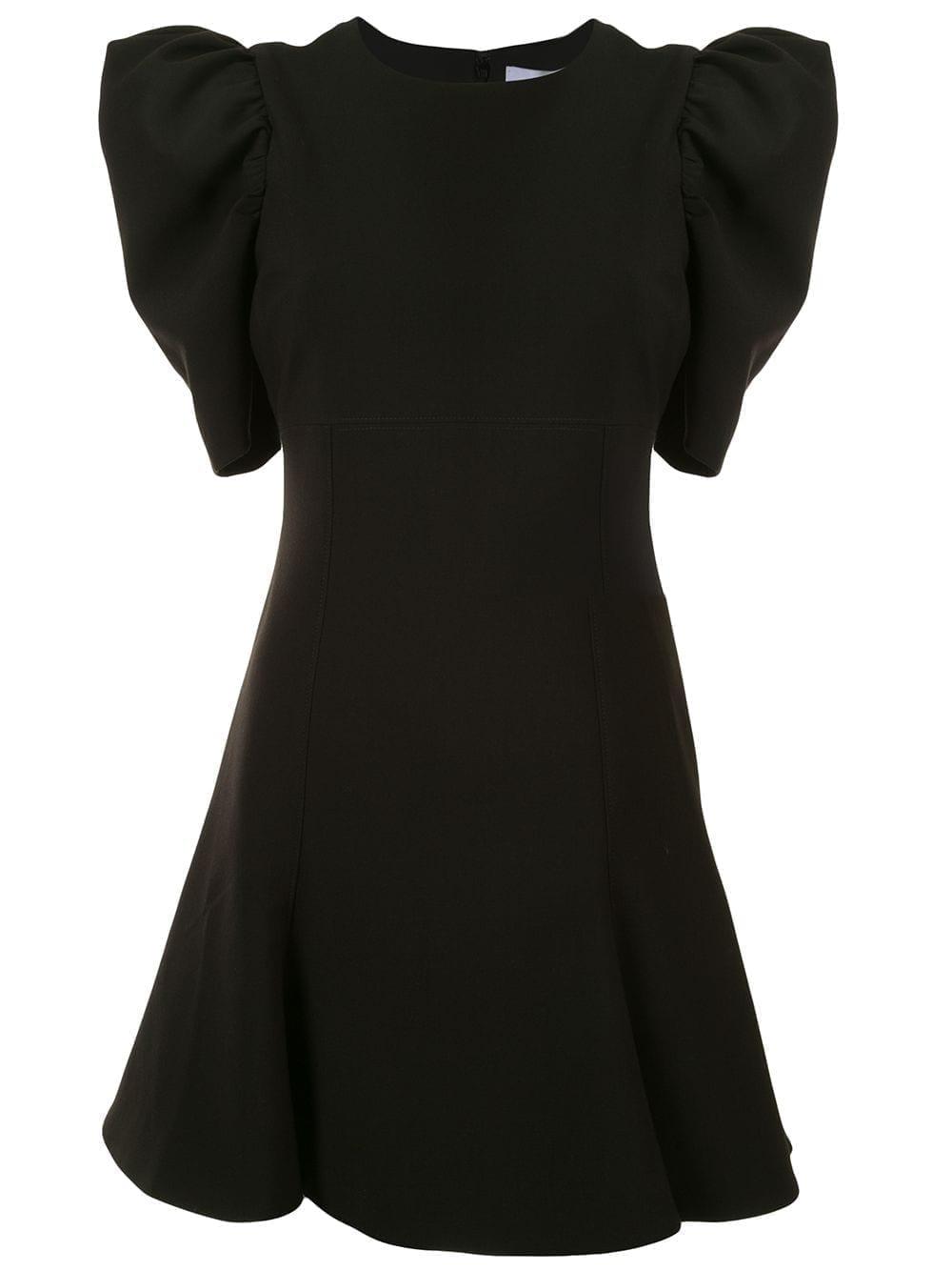 LIKELY Puff Sleeve Mini Dress