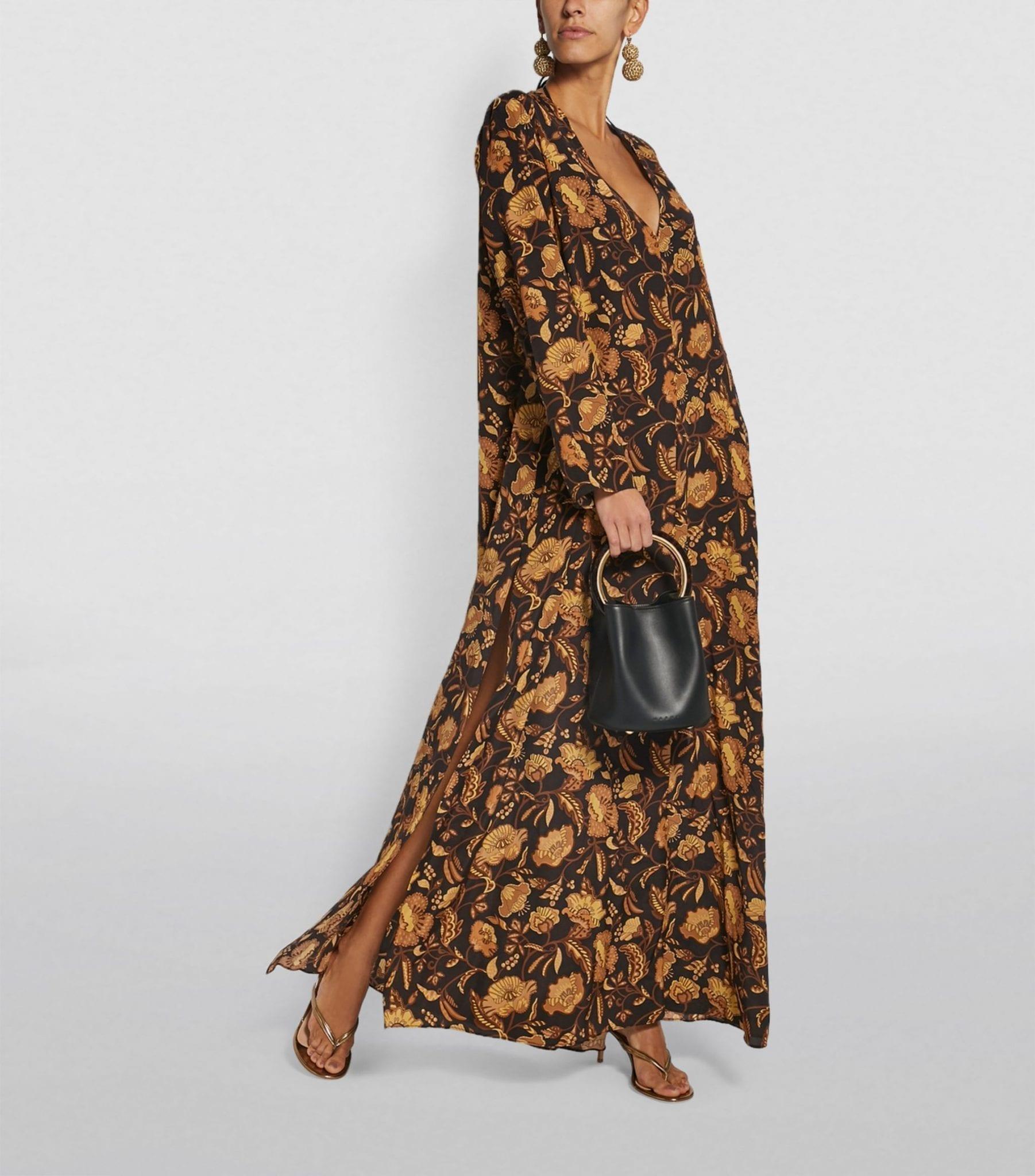 MATTEAU The Long Silk Dress