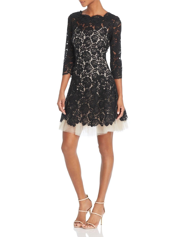 NHA KHANH Floral Lace Dress