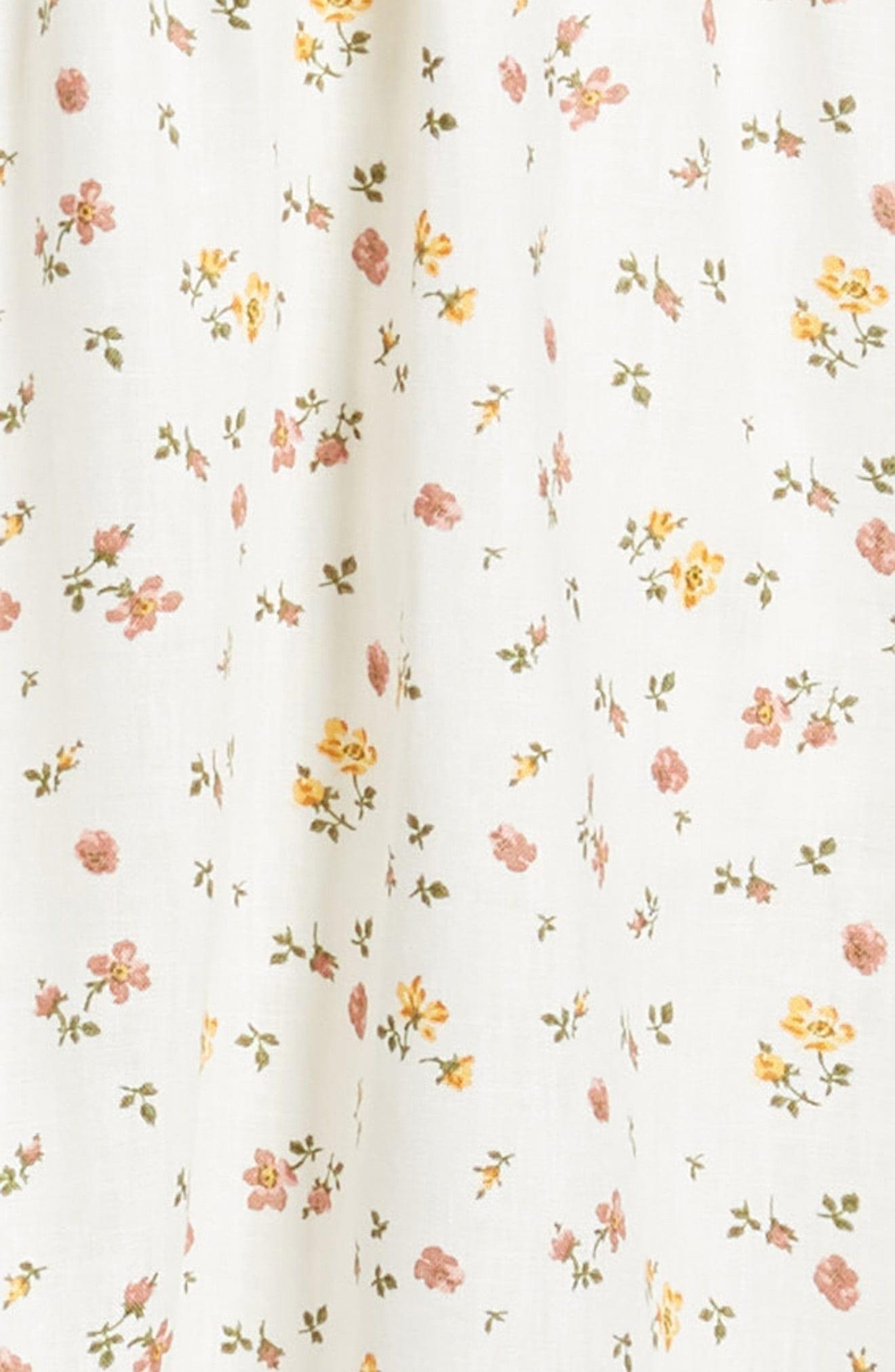 REFORMATION Dolci Floral Sun Dress