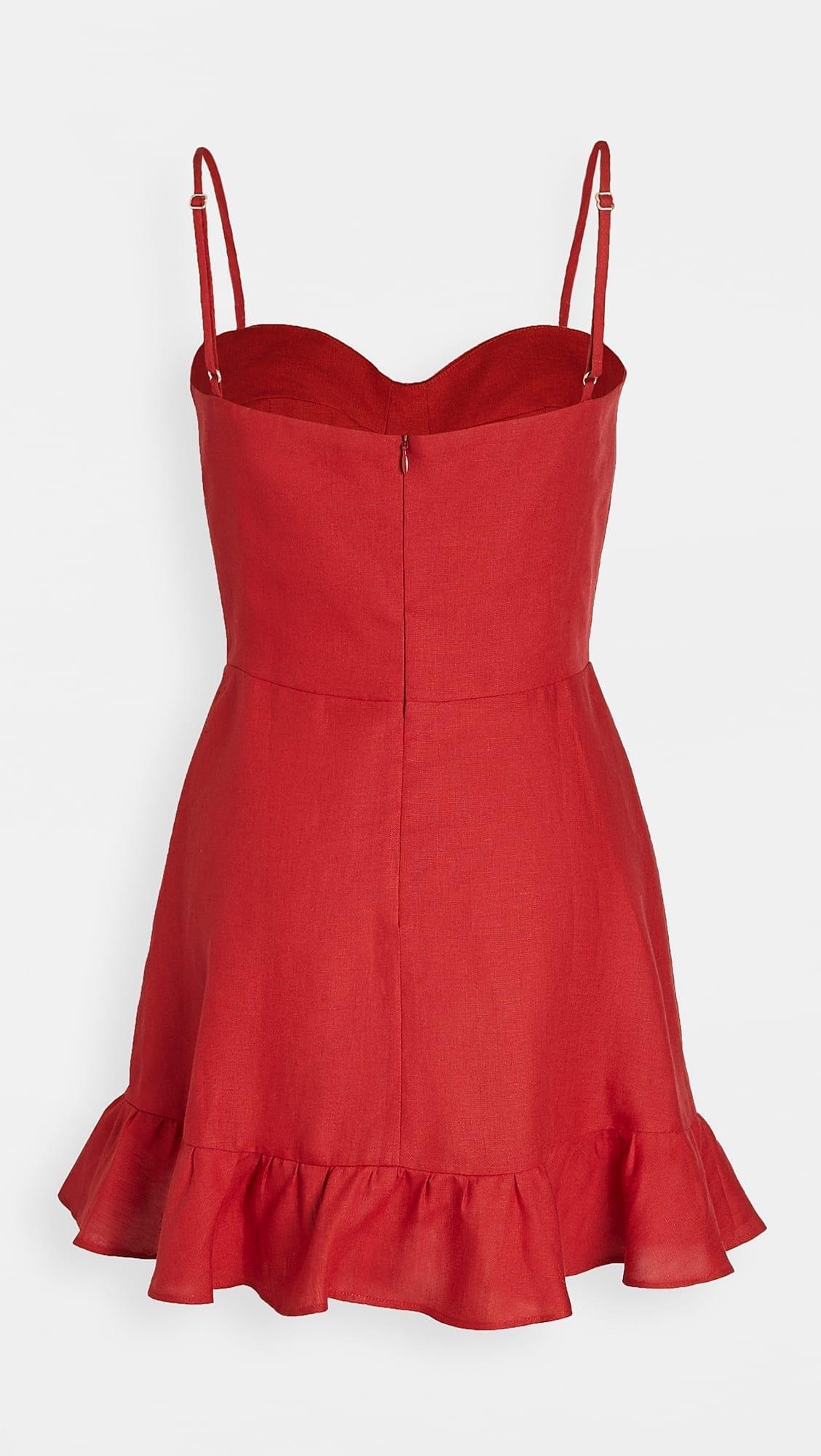 REFORMATION Mariana Dress
