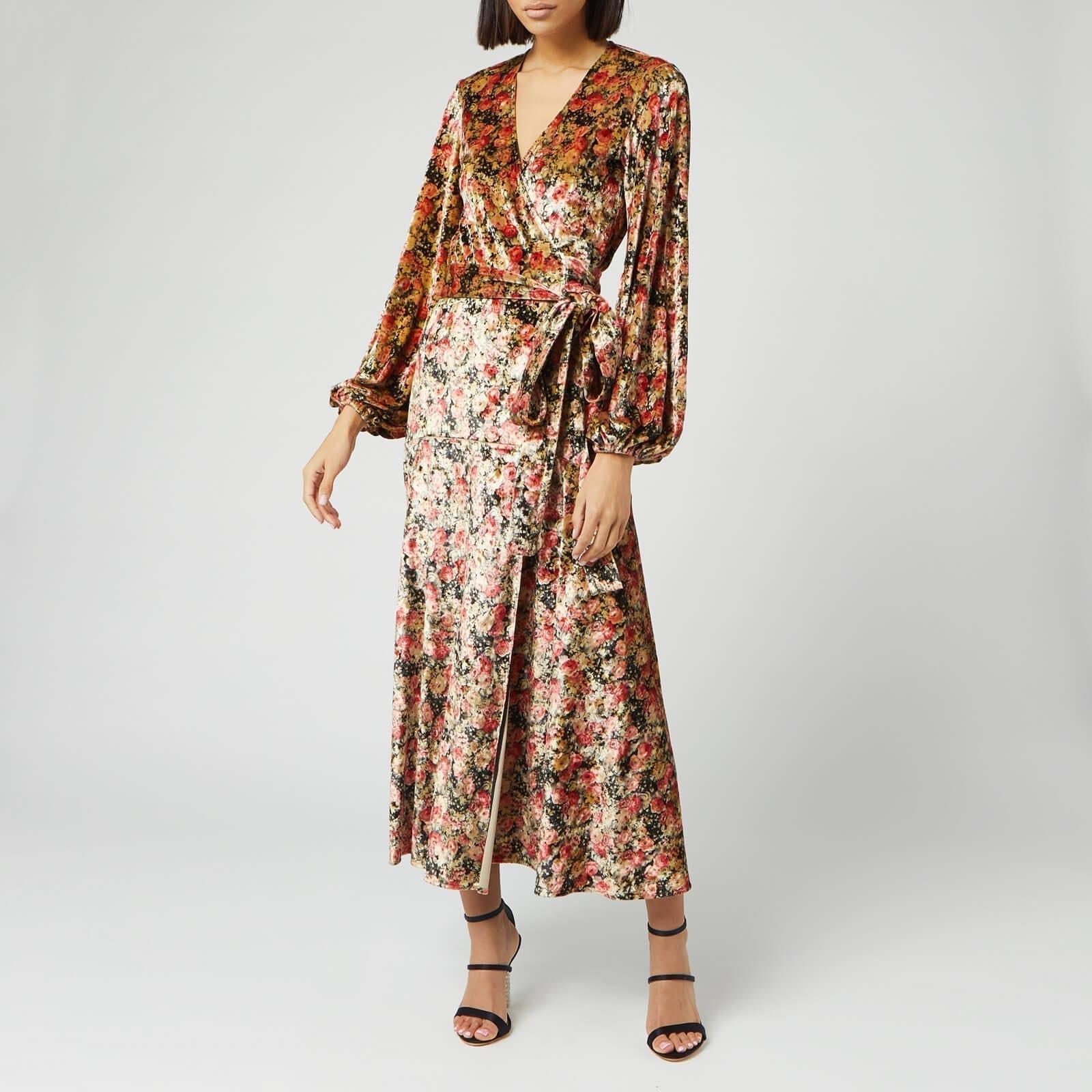 ROTATE BIRGER CHRISTENSEN Women's Beatrix Floral Dress