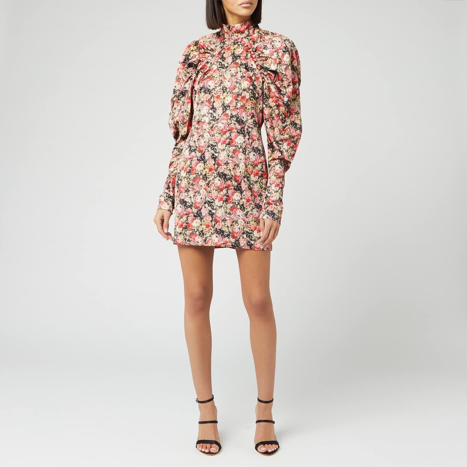 ROTATE BIRGER CHRISTENSEN Women's Kim Floral Mini Dress