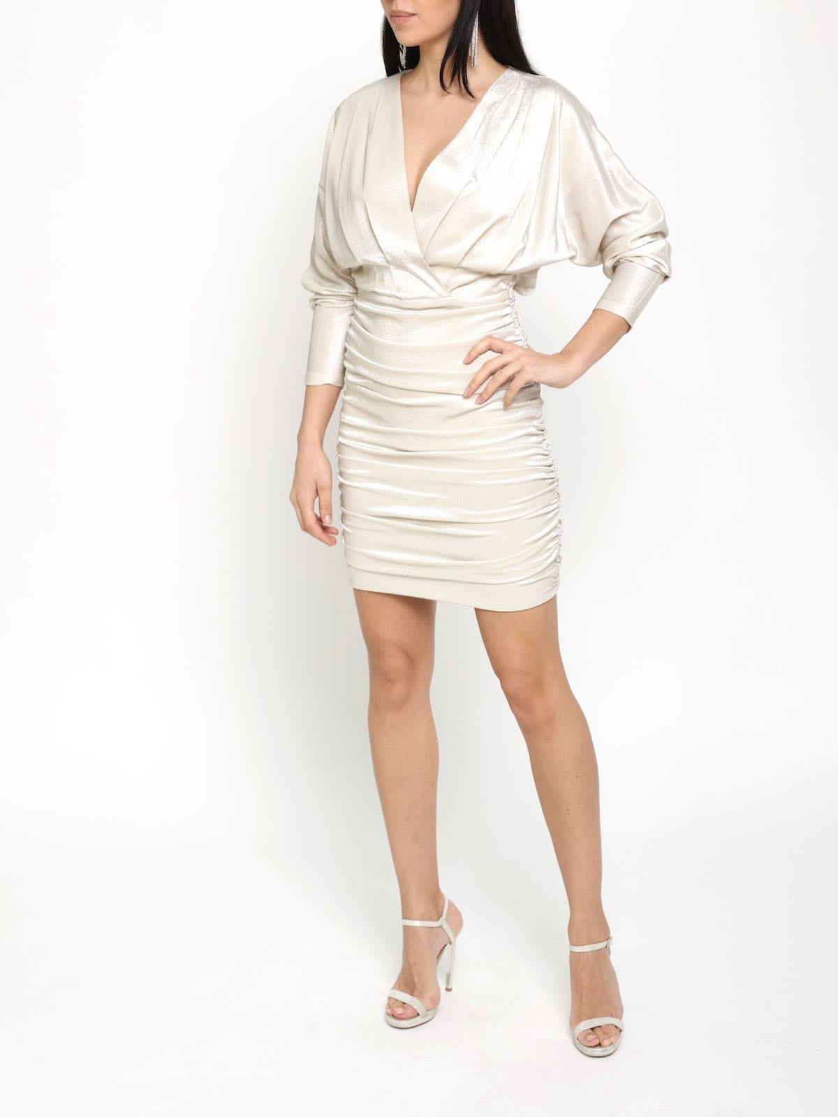 SAFIRO Platinum Pearl Dress