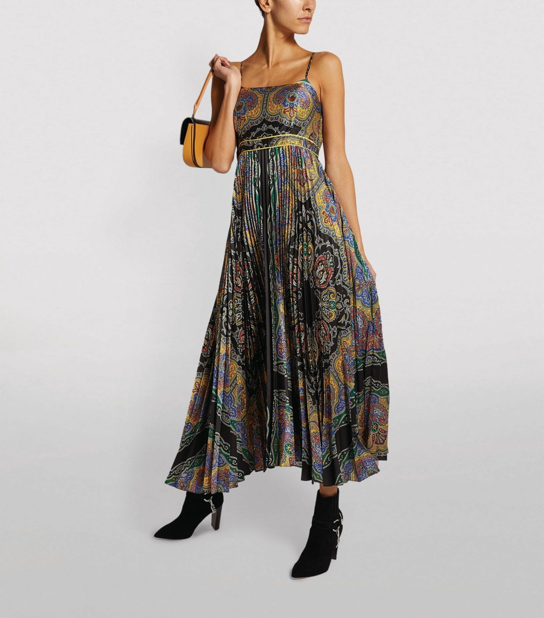 SANDRO PARIS Patterned Dress