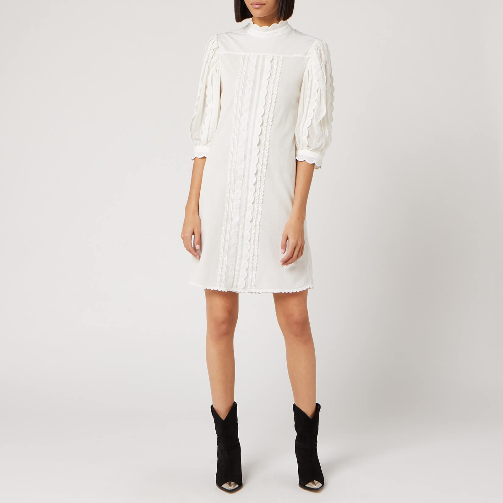 SEE BY CHLOÉ Women's Embroidered Dress