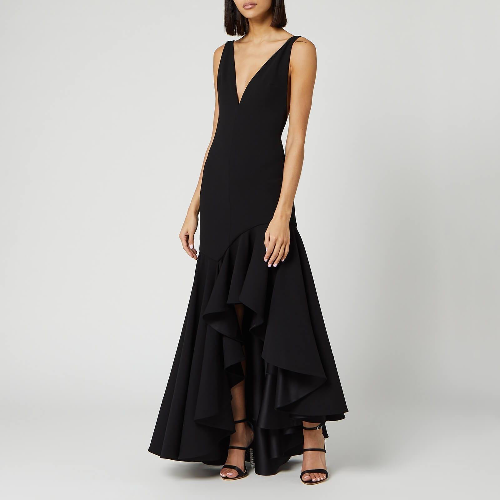 SOLACE LONDON Women's Edana Midaxi Dress