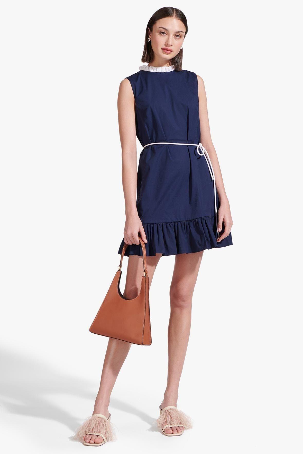 STAUD Carolina Dress