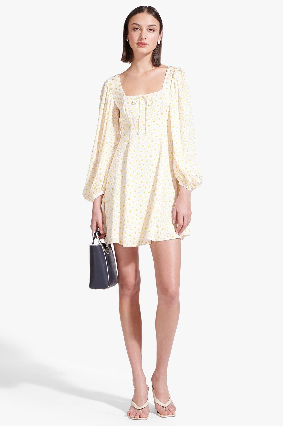 STAUD Juniper Dress