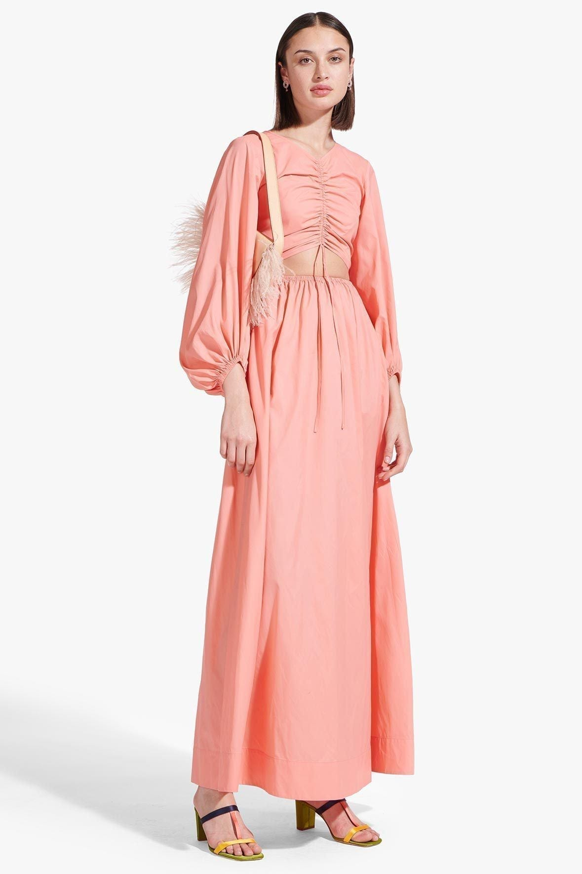 STAUD Tangier Dress