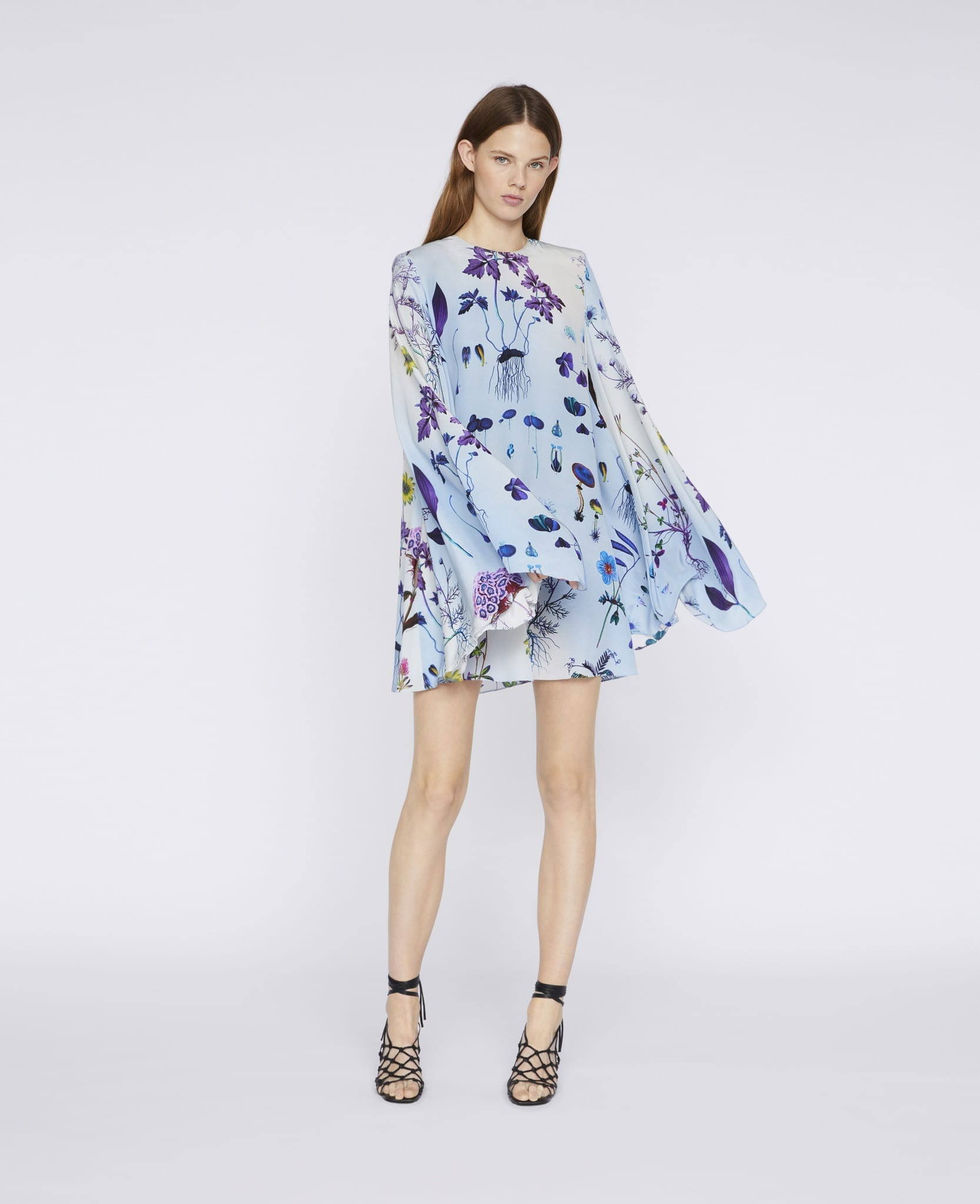 STELLA MCCARTNEY Delia Silk Dress