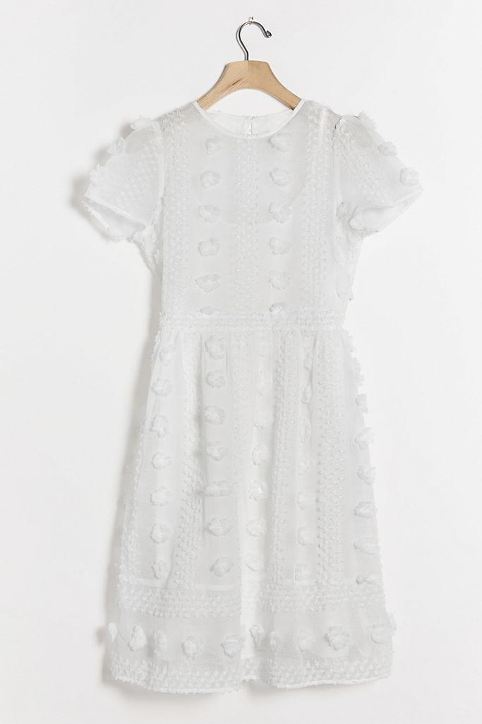 SUNDAY IN BROOKLYN Bonita Textured Mini Dress