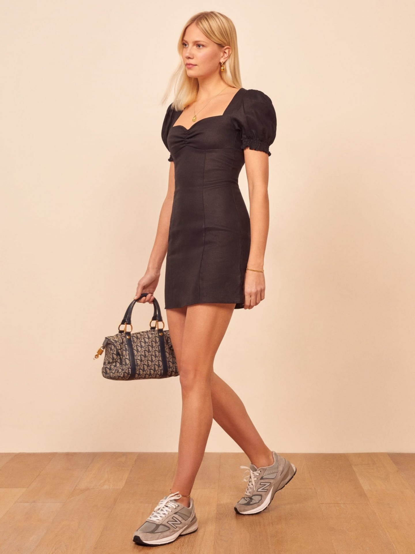 THE REFORMATION Gina Dress