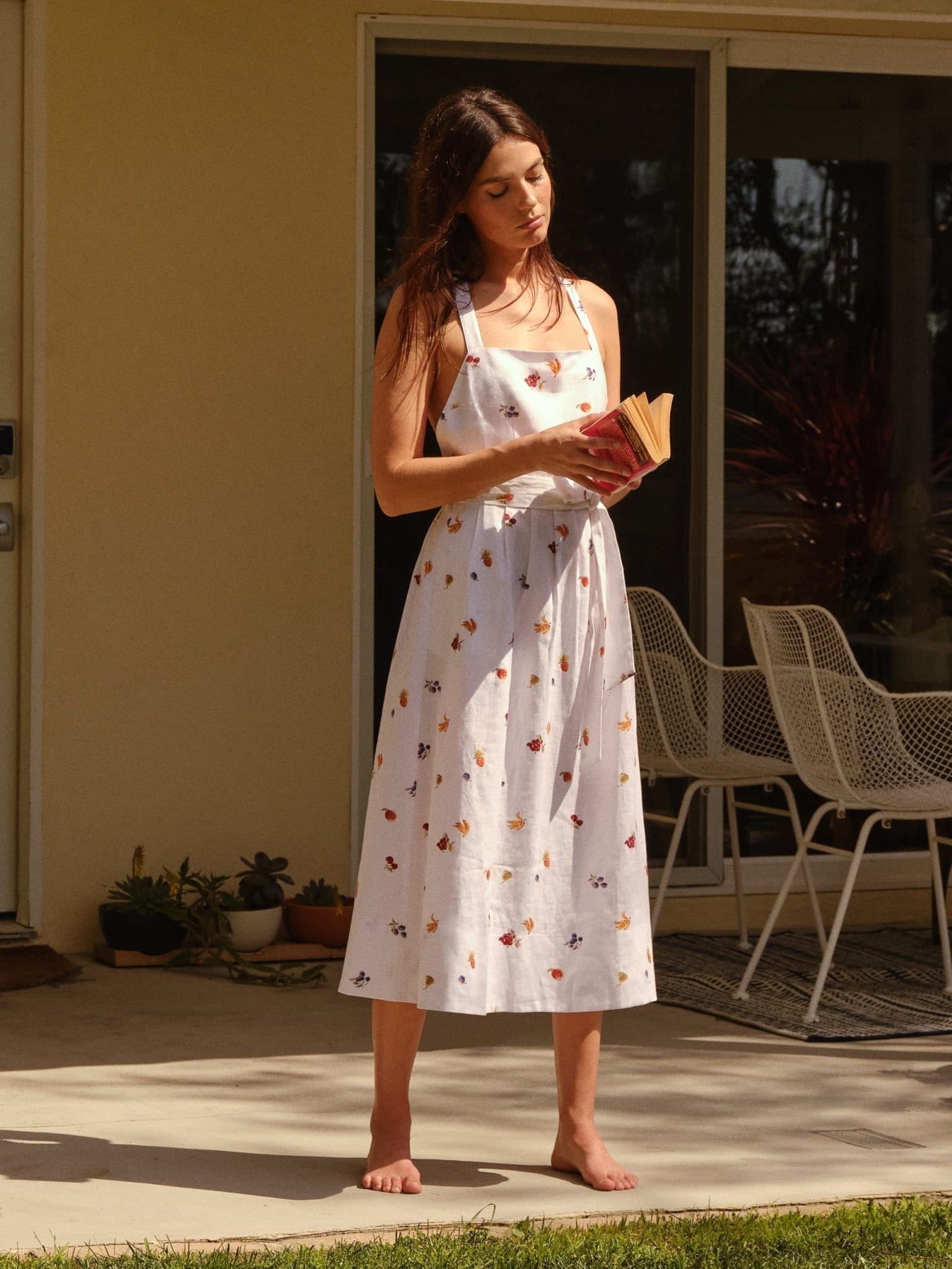 THEREFORMATION Cruise Dress