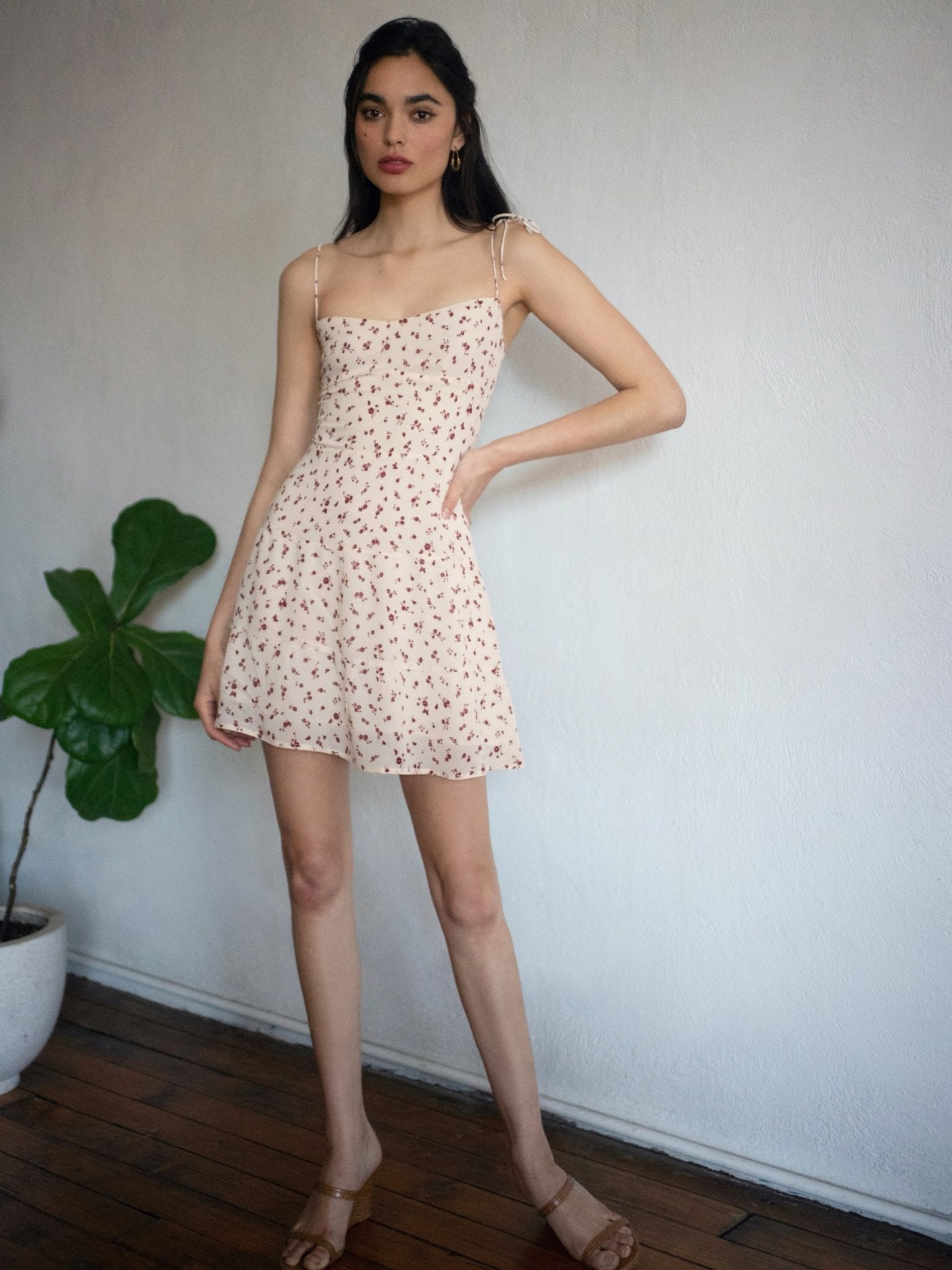 THEREFORMATION Othello Dress