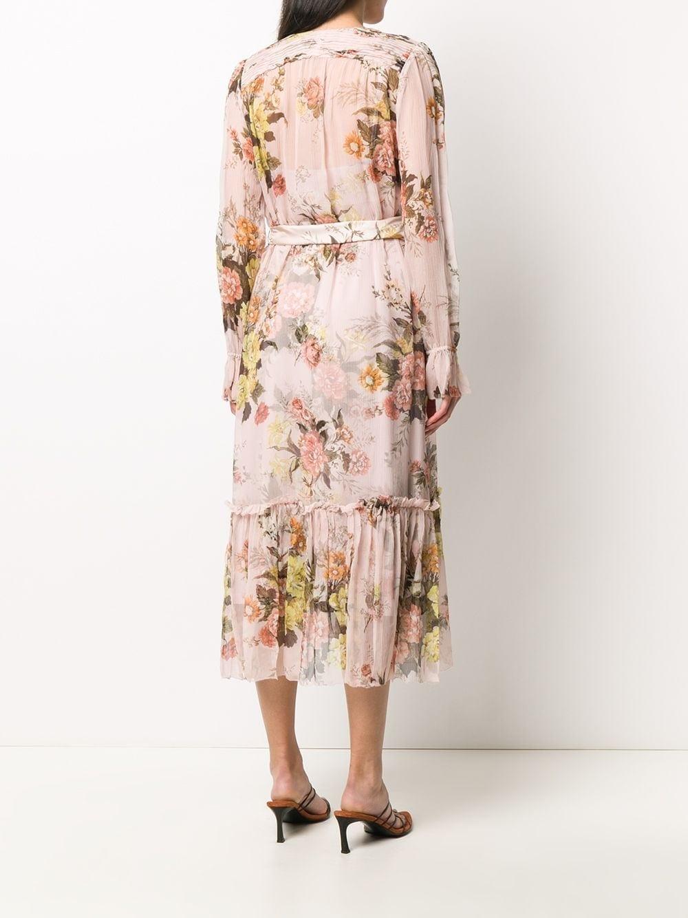 Zimmermann Brightside Floral Printed Dress We Select Dresses