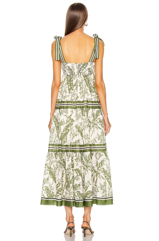 ZIMMERMANN Empire Shoulder Dress