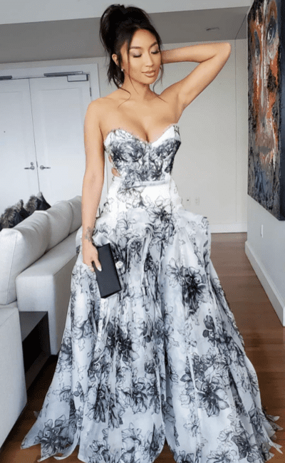 Get The Look: Jeannie Mai Dress Style