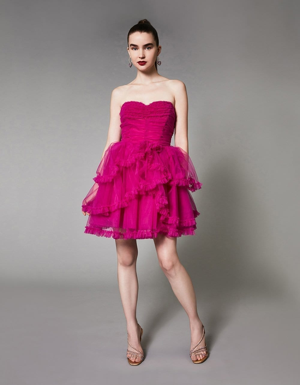 BETSEY JOHNSON Dance The Night Away Dress