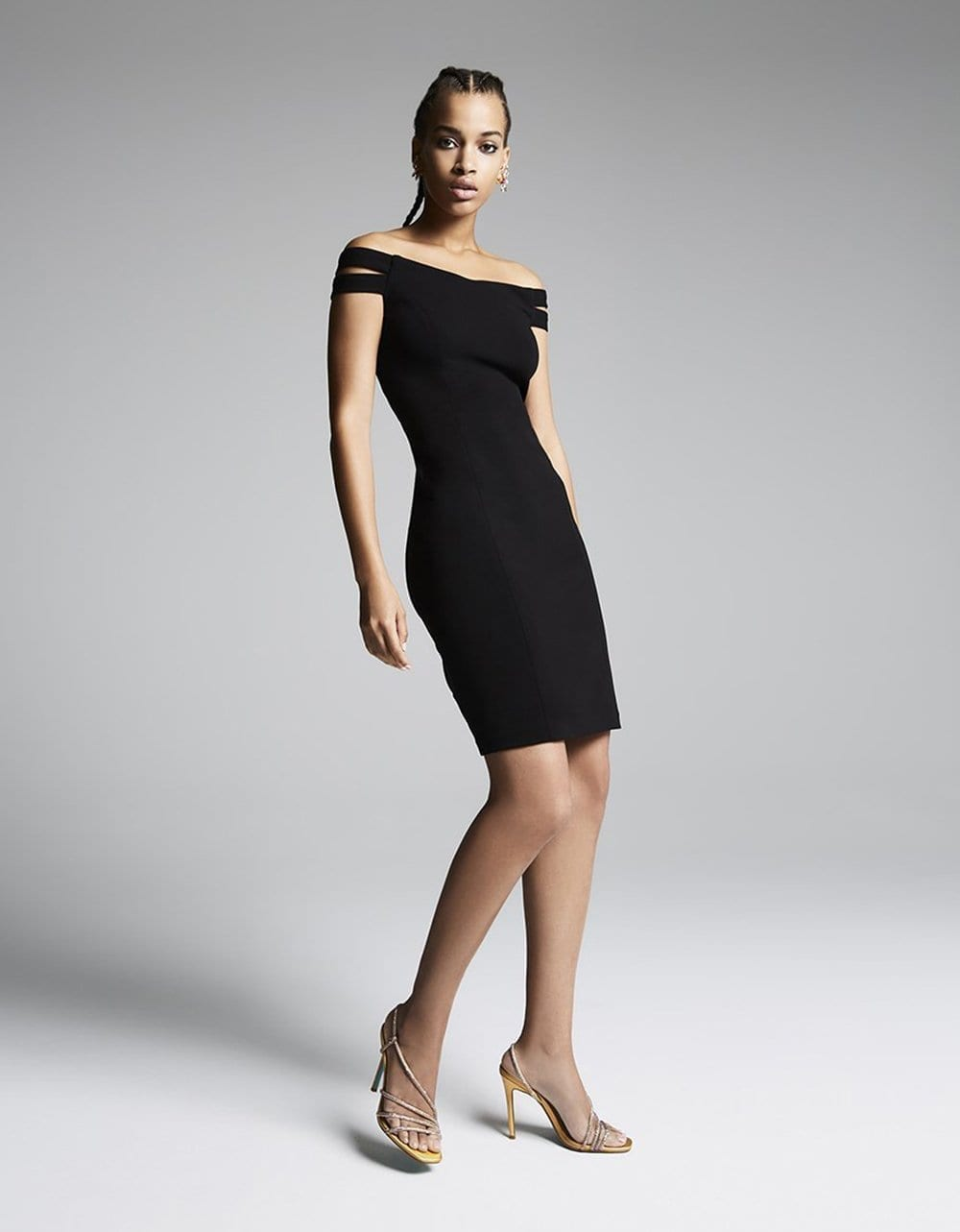 BETSY JOHNSON Bare Necessity Dress