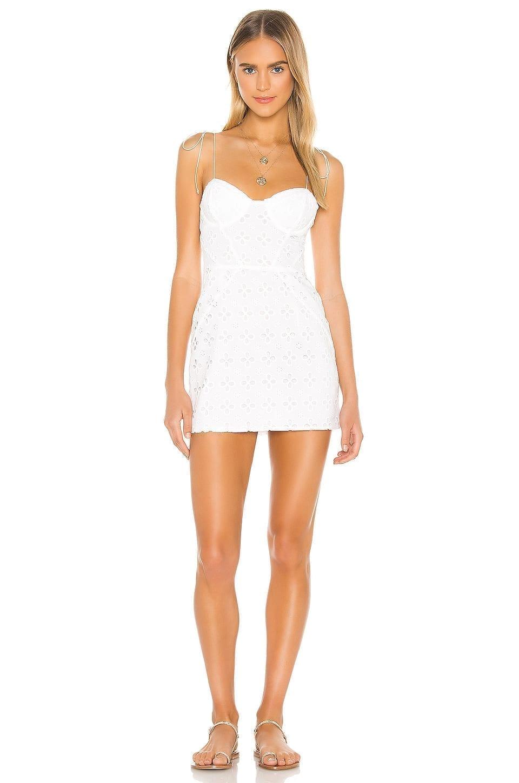 FOR LOVE & LEMONS X Revolve Picnic Mini Dress