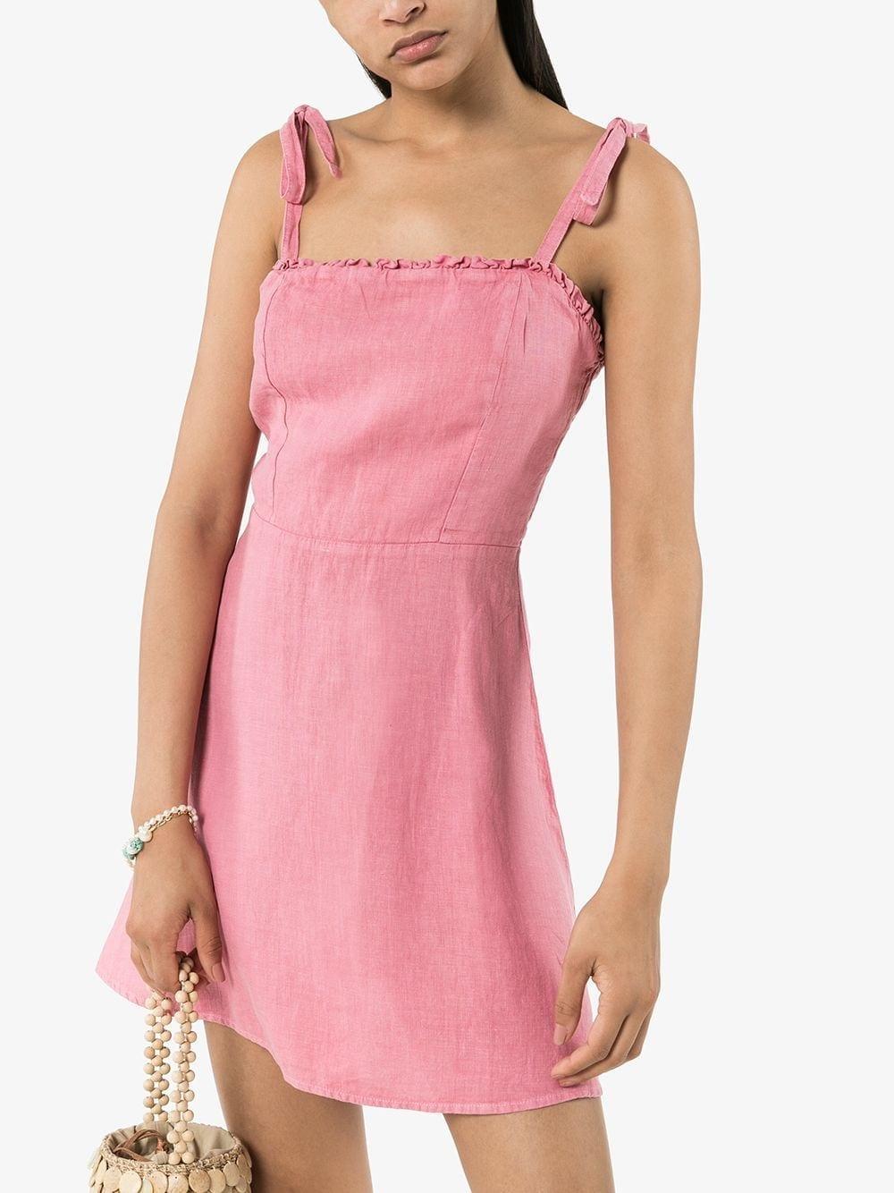 HONORINE Poppy Dress