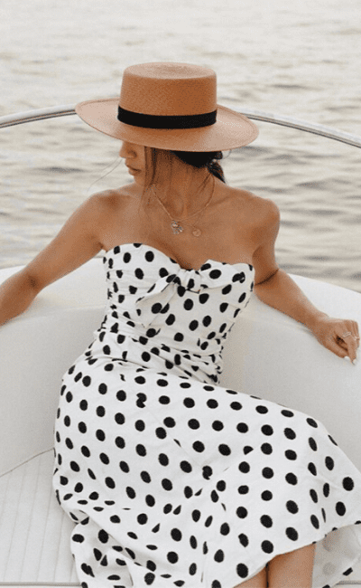 Get The Look: Kayla Seah Dress Style