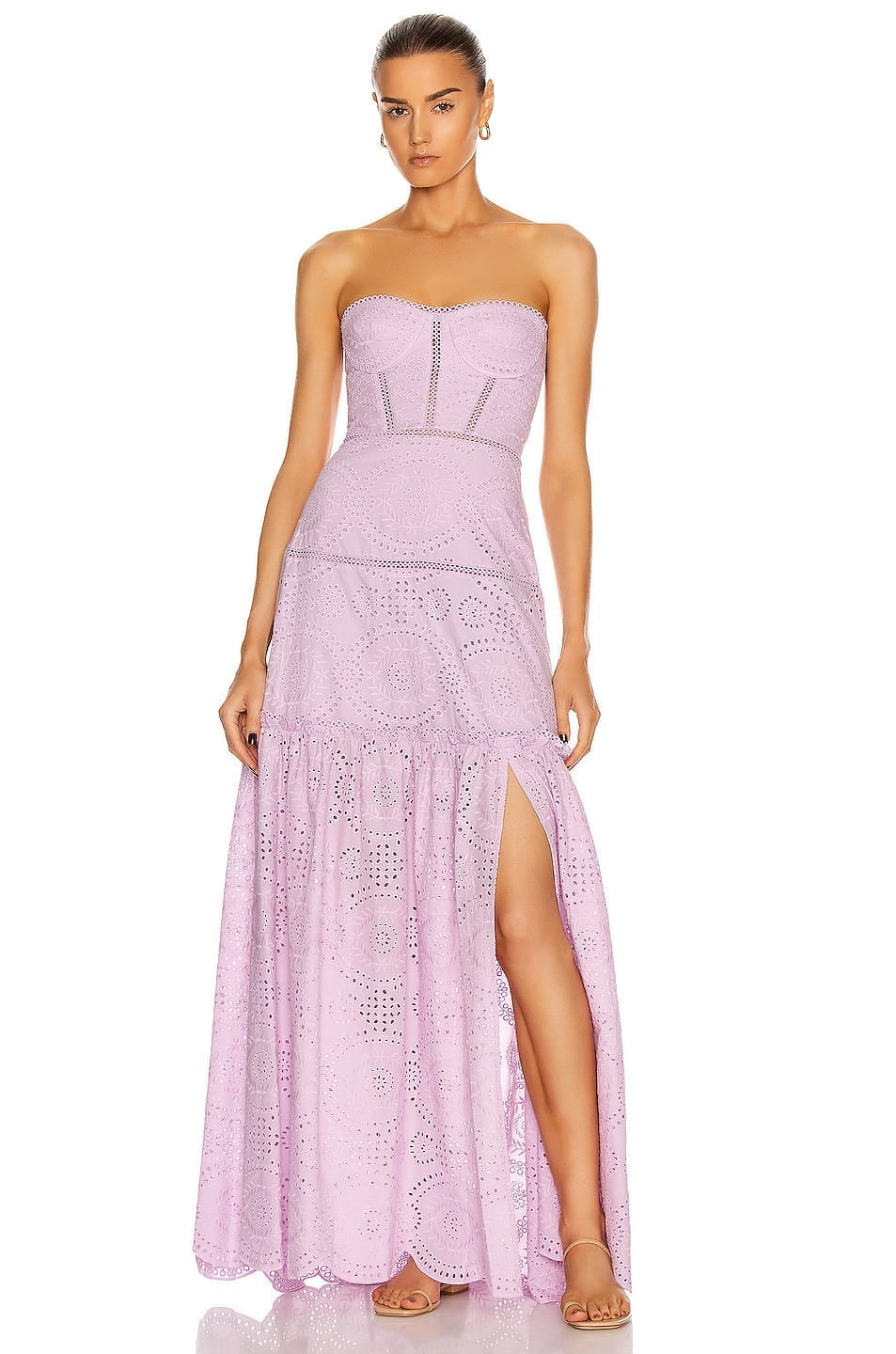 JONATHAN SIMKHAI Juliette Bustier Dress