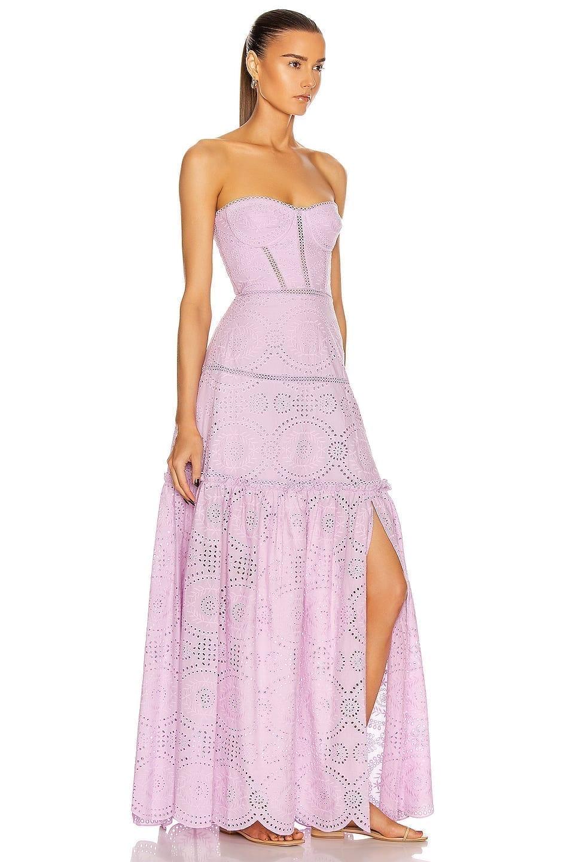 JONATHAN SIMKHAI Juliette Bustier Dress