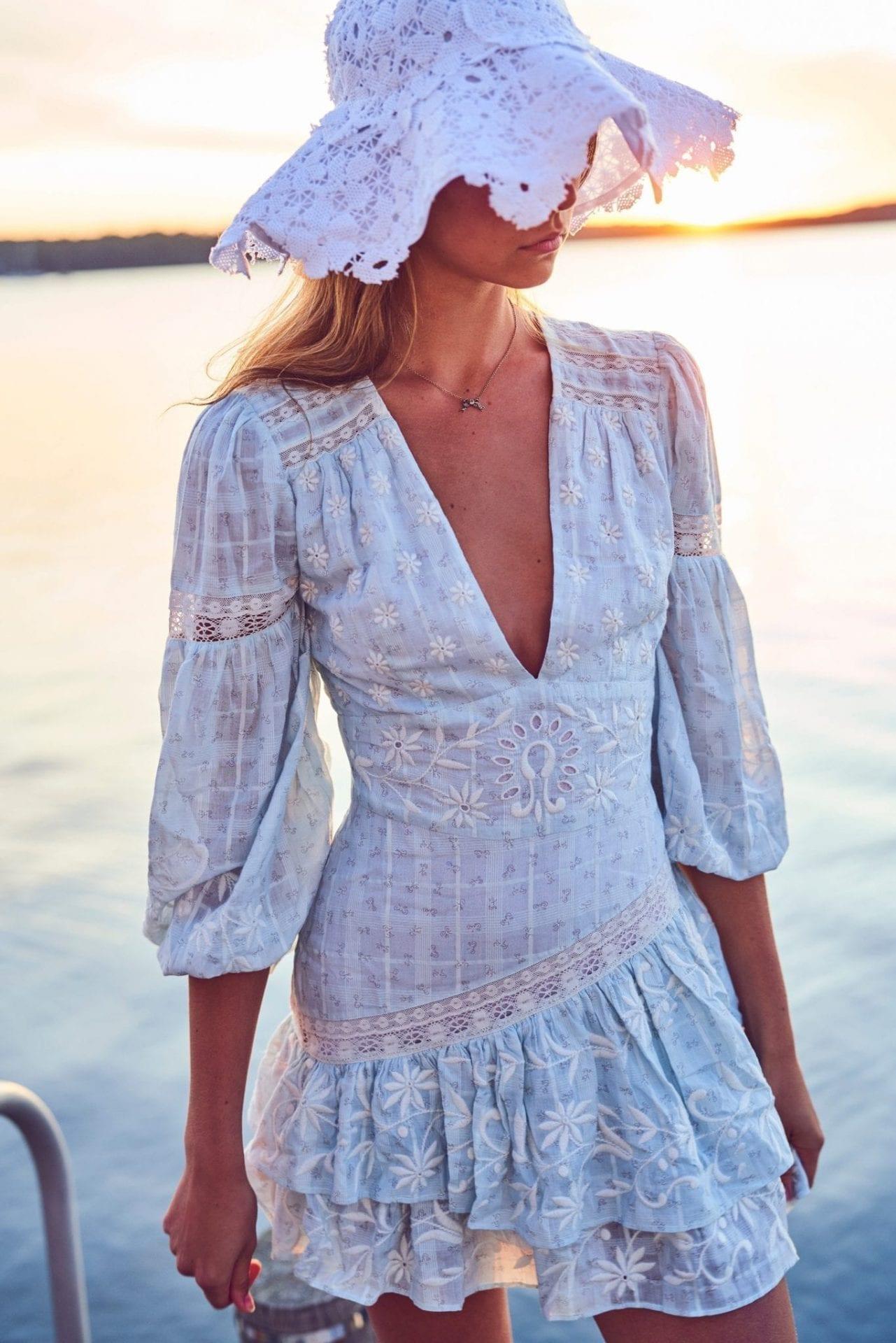 LOVESHACK FANCY Abitha Dress