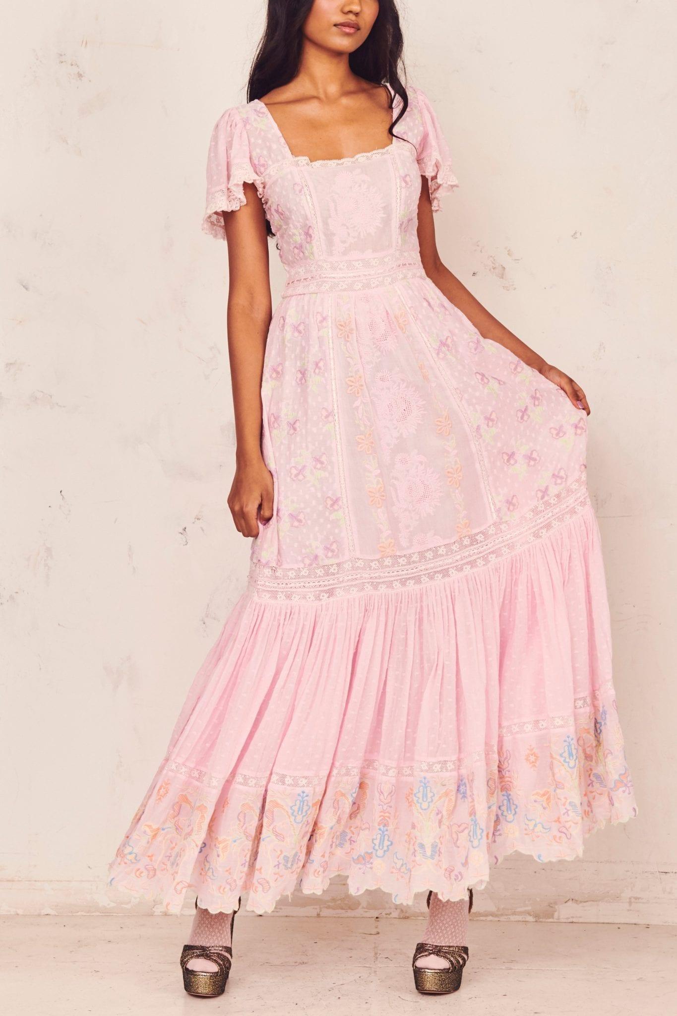 LOVESHACK FANCY Norma Dress
