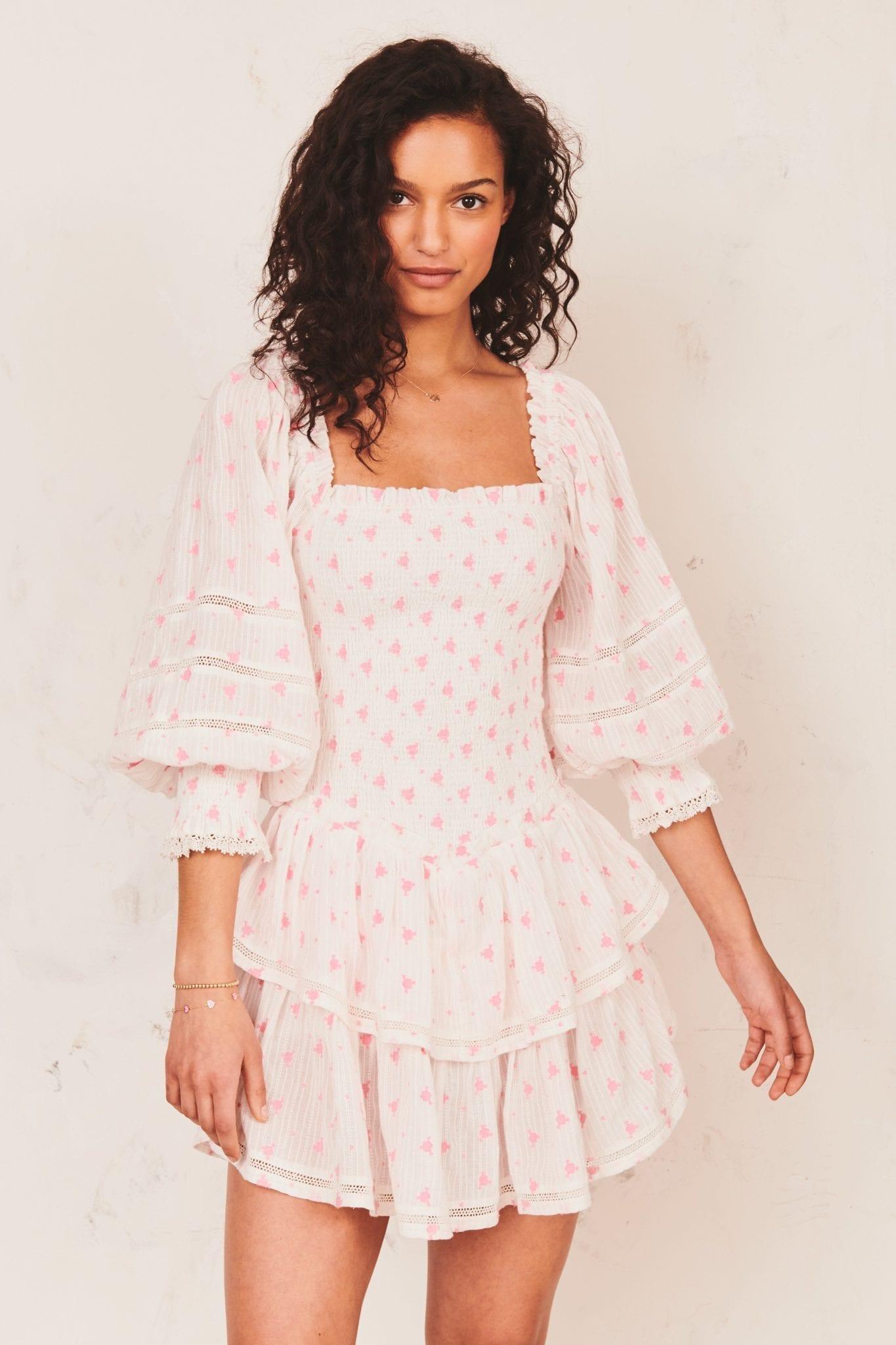 LOVESHACK FANCY Raelynn Dress