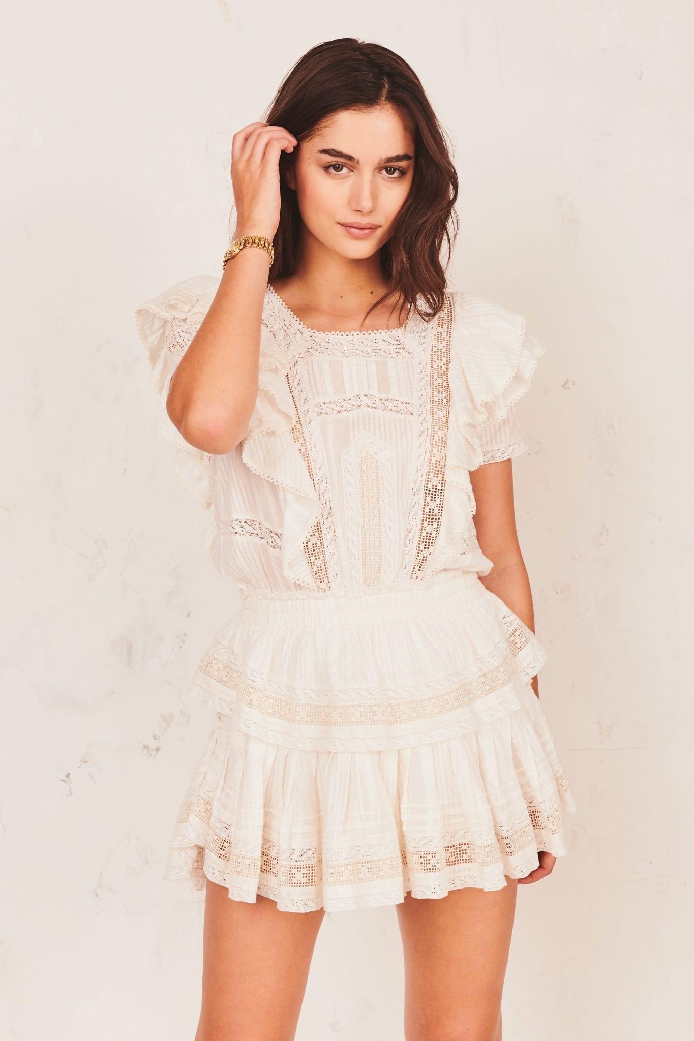 LOVESHACK FANCY Stella Dress