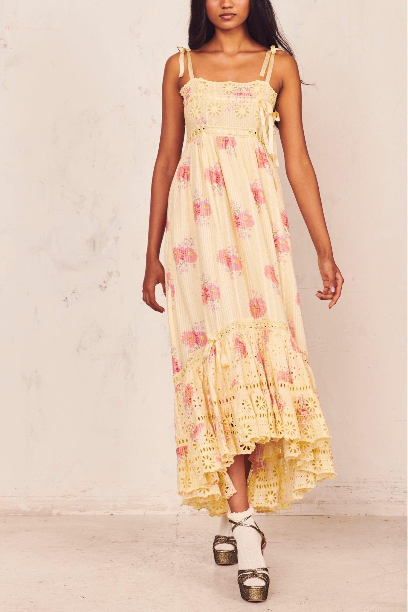 LOVESHACK FANCY Vivi Dress